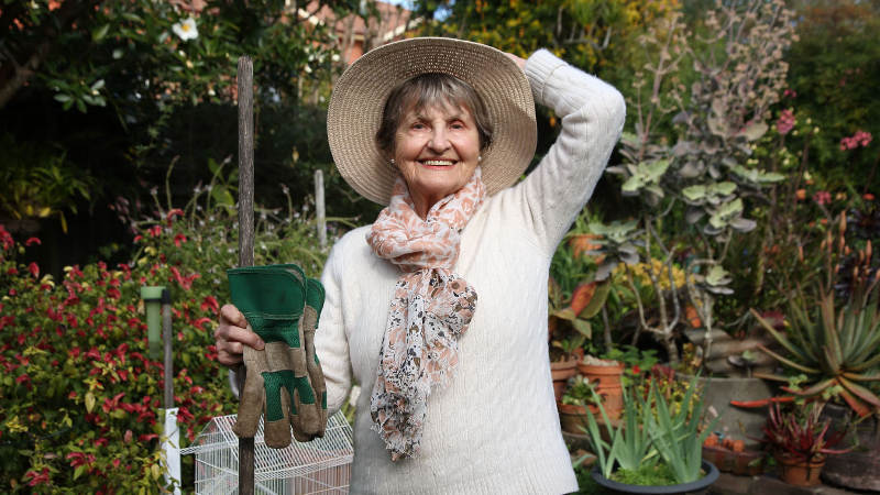 Carmen, 81 and living safely at home with dementia