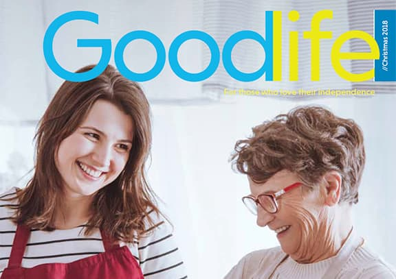 Goodlife Christmas Magazine OUT NOW