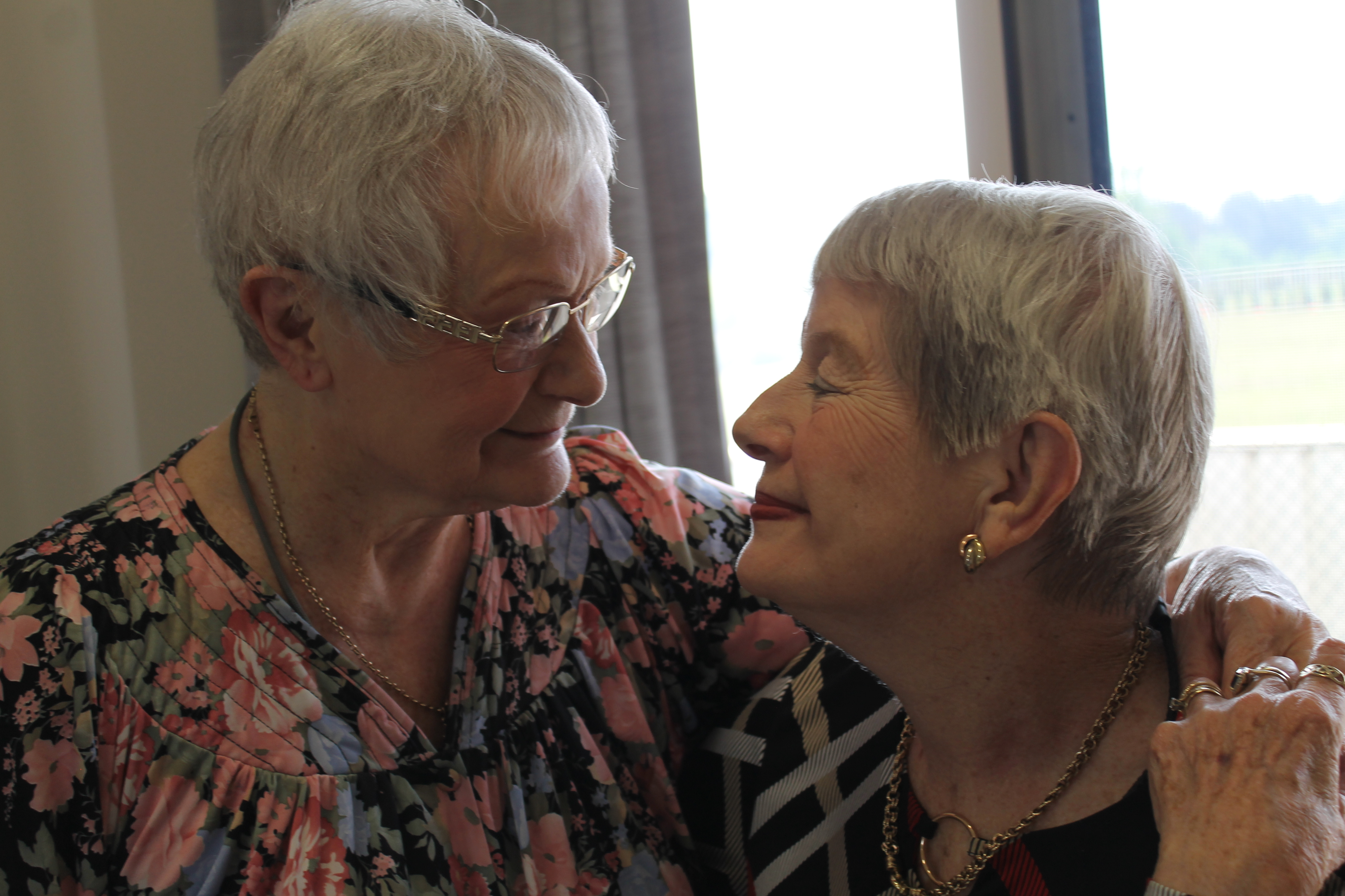 Finding your best friend in a Residential Care home