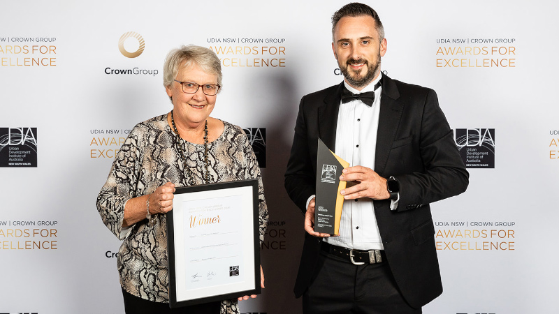 Southern Cross Care wins UDIA 2020 Award for Excellence