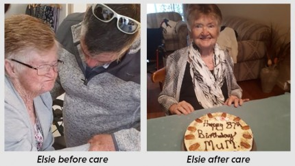 Elsie Thrives In Residential Aged Care