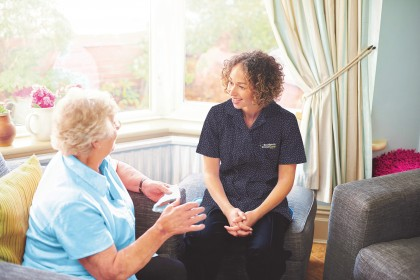 Helping you get Home Care