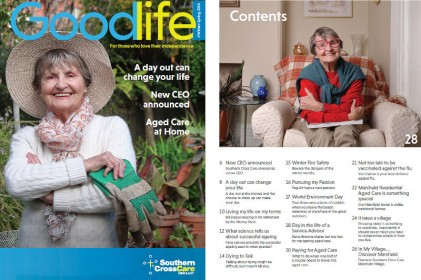 Goodlife Magazine Winter/ Spring OUT NOW!