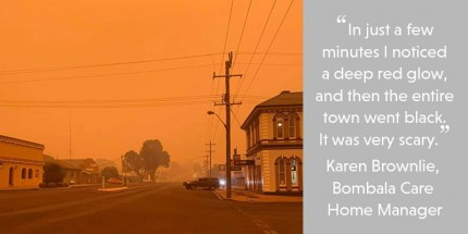 Bombala residents a top priority in bushfire crisis