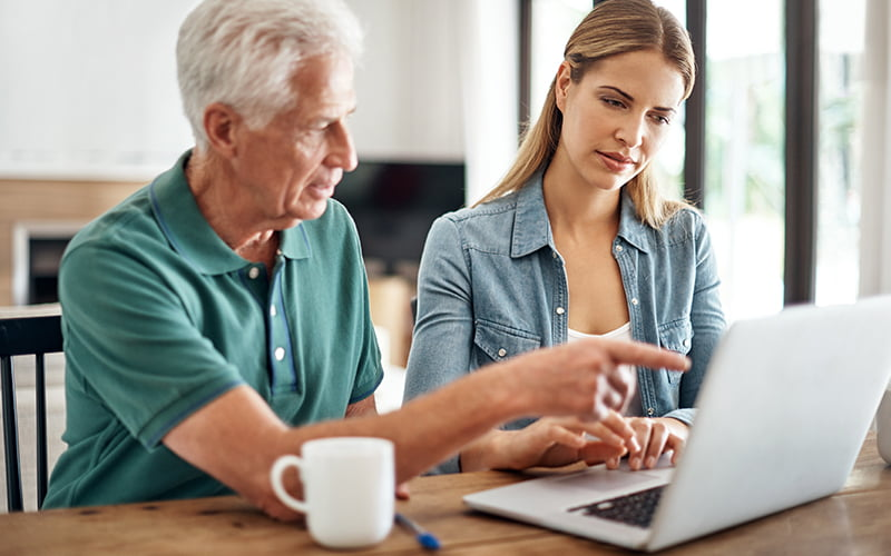 My Aged Care online assessment form launched