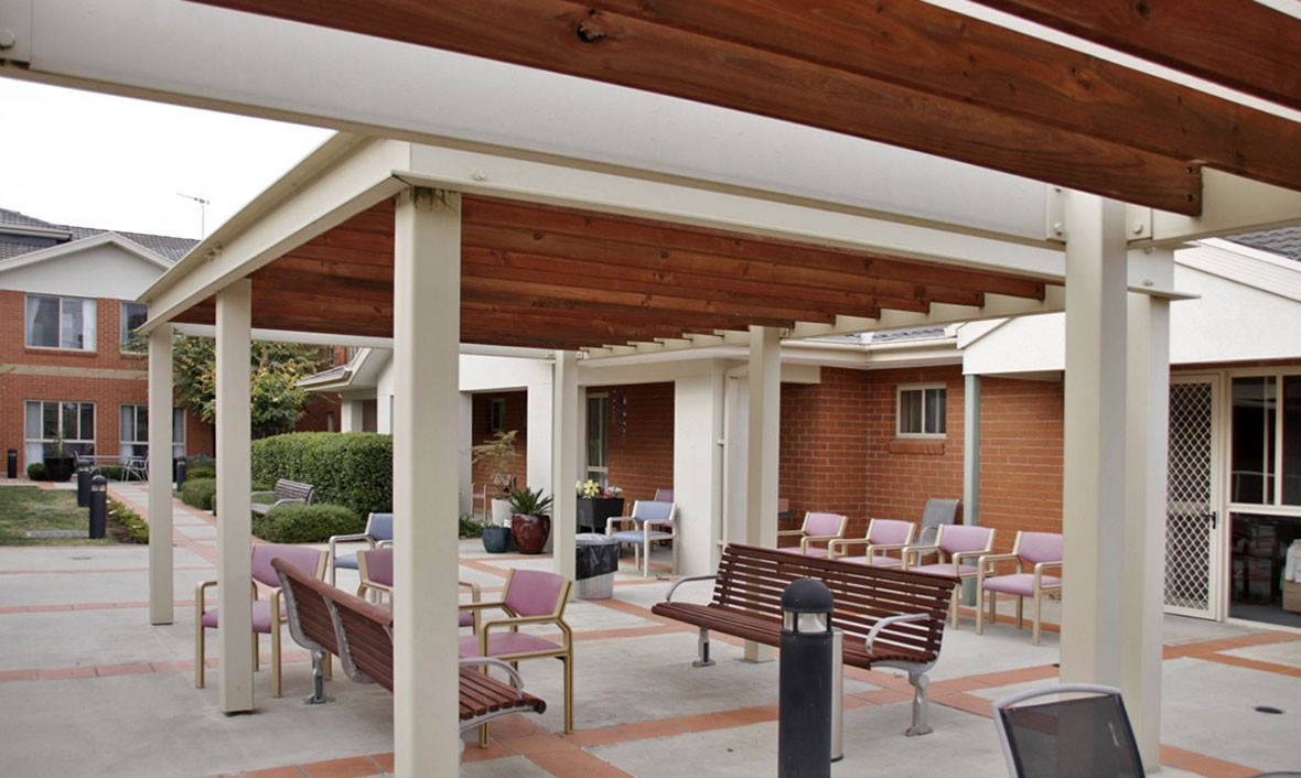 Ozanam Residential Aged Care   Garran   Southern Cross Care (NSW & ACT)