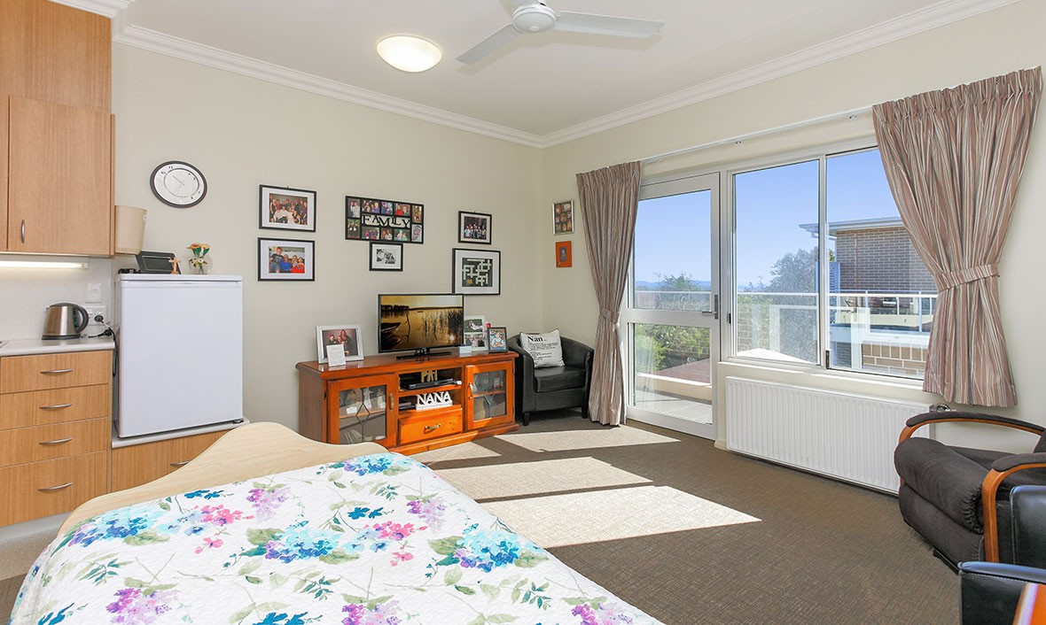 Mawson Court Residential Aged Care | Caves Beach | Southern Cross